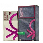 B United Jeans by  Benetton 3.4oz EDT SPY for Women